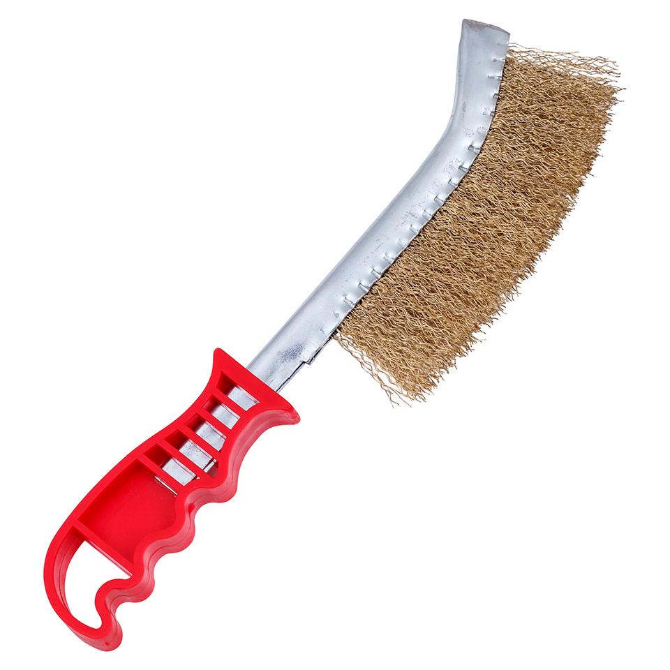 Корщетка для зачистки швов