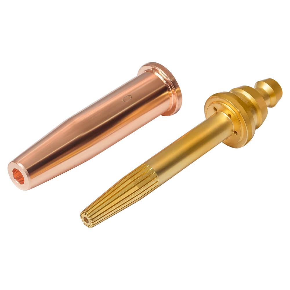 Мундштук пропановый №0PM (3–10 мм) к Р3-300, Р3-345