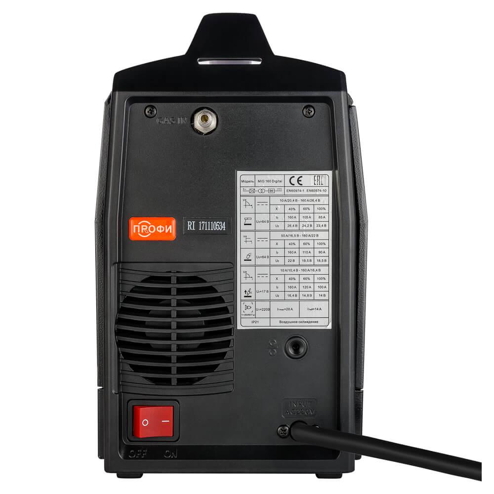 ПРОФИ MIG 160 Digital Rilon