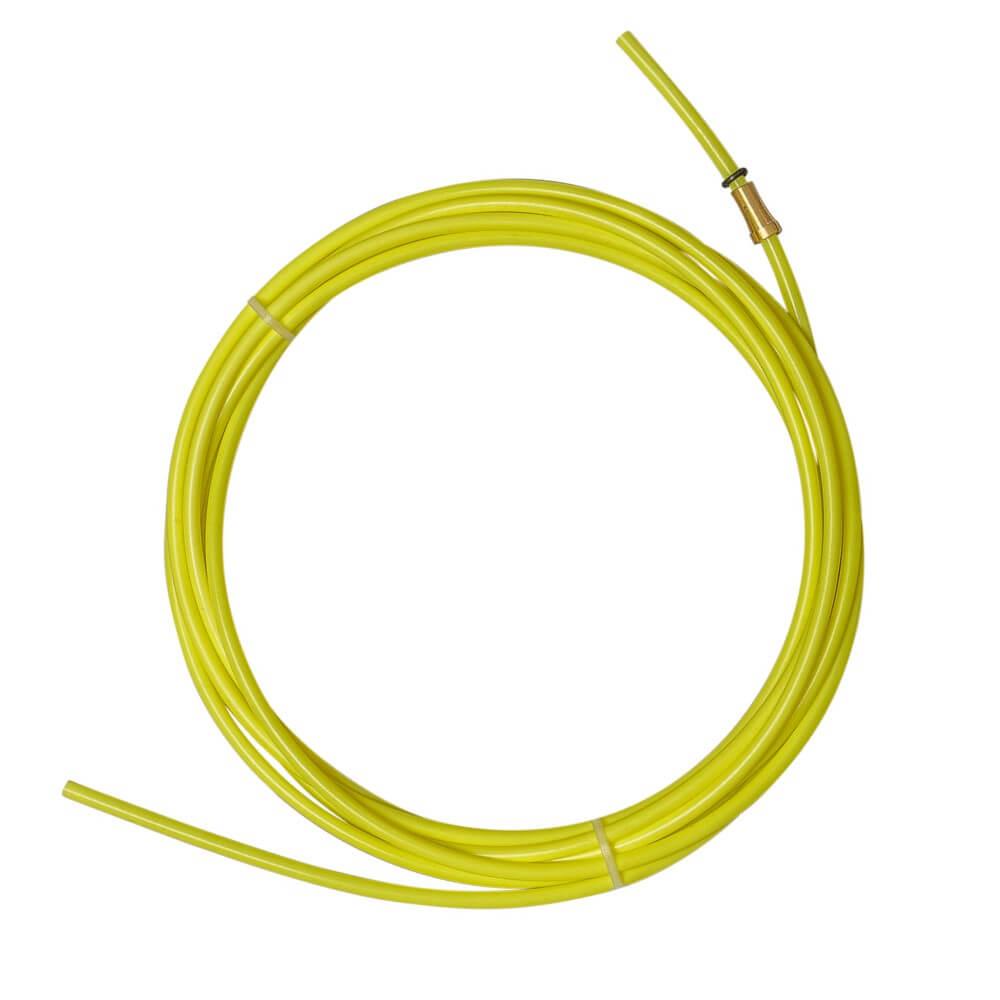 Канал направляющий ТЕФЛОН 4,5м Желтый (1,2-1,6мм) OMS2030-04