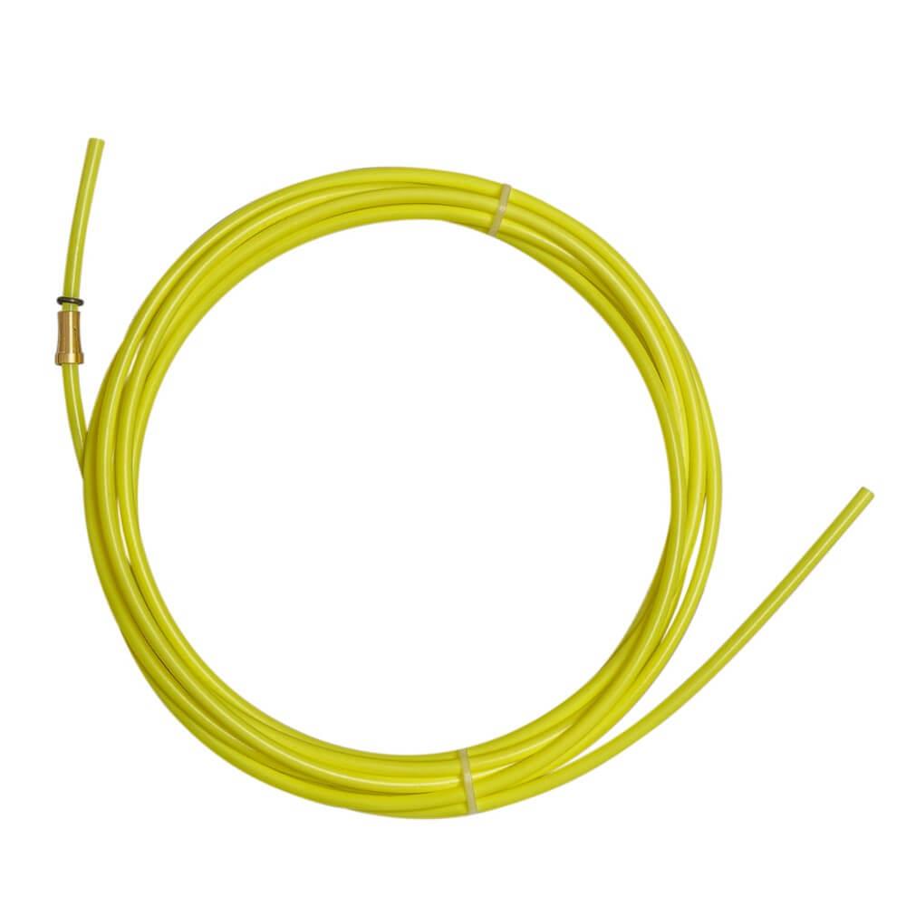 Канал направляющий ТЕФЛОН 5,5м Желтый (1,2-1,6мм) OMS2030-05