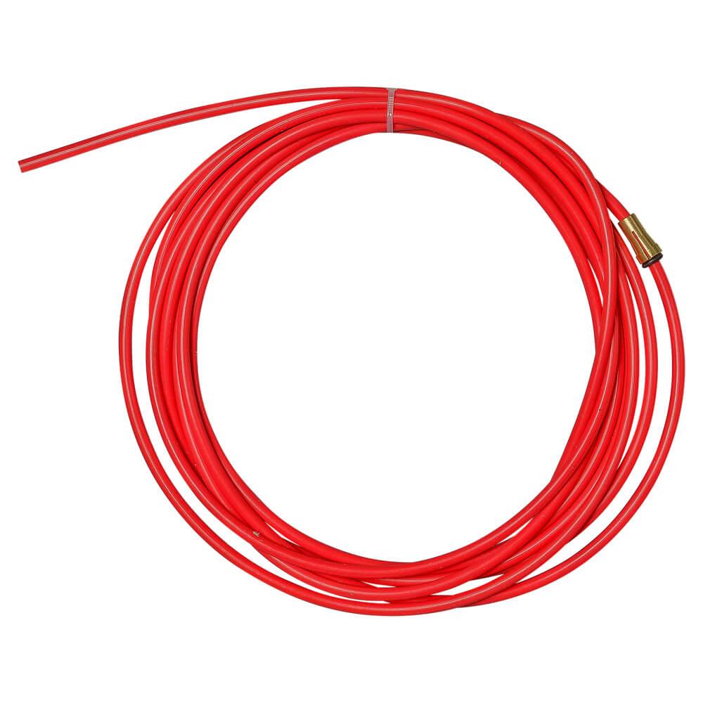Канал направляющий ТЕФЛОН 4,5м Красный (1,0-1,2мм) OMS2020-04
