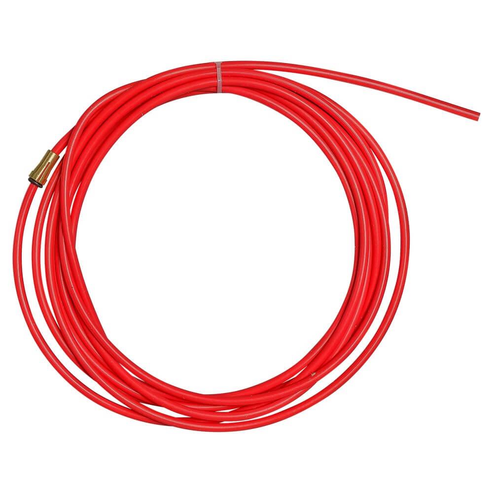 Канал направляющий ТЕФЛОН 5,5м Красный (1,0-1,2мм) OMS2020-05