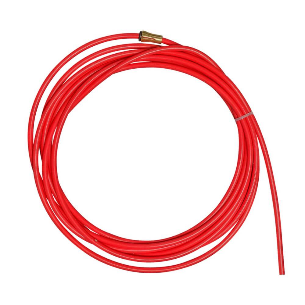 Канал направляющий ТЕФЛОН 3,5м Красный (1,0-1,2мм) OMS2020-03
