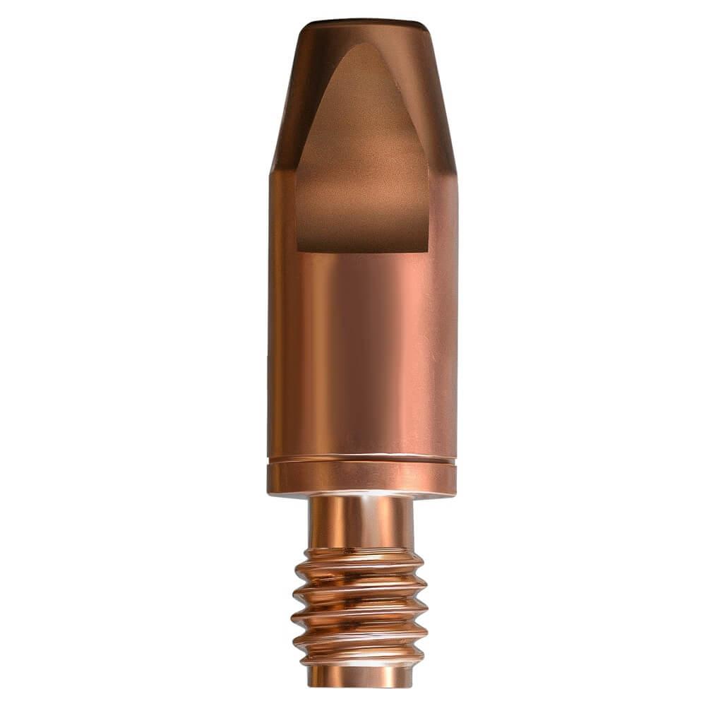 Наконечник сварочный Cu-Cr-Zr М6 d1,2мм LED6830-12