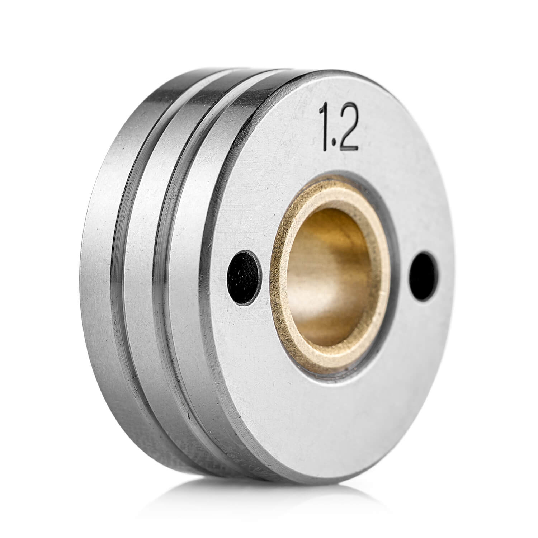 Ролик подающий 30х10х12 V 1,0–1,2