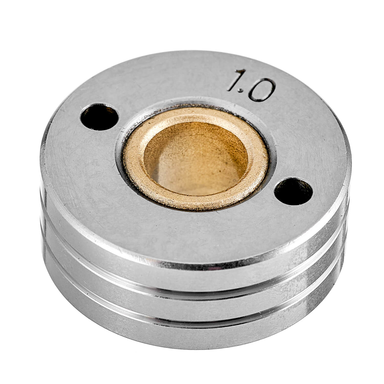 Ролик подающий 30х10х12 V 0,8–1,0