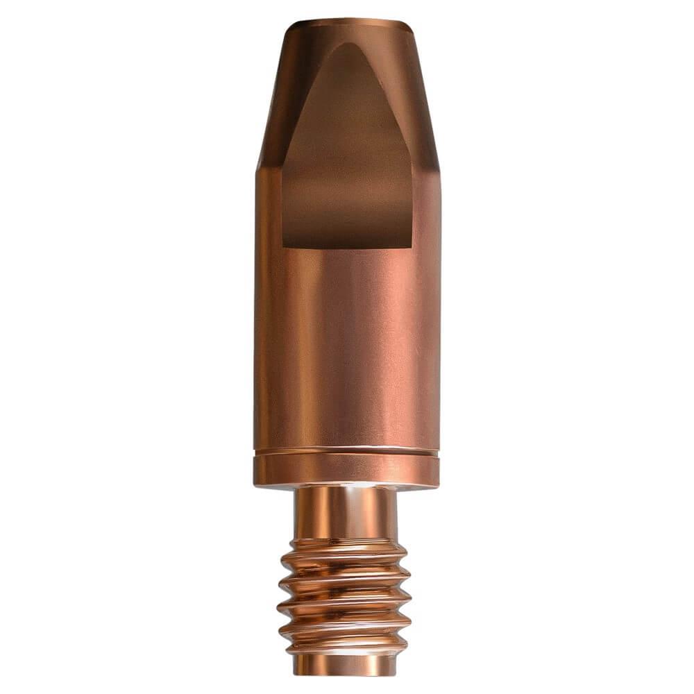 Наконечник сварочный E-CU-AL М6 d1,0мм LED9910-10