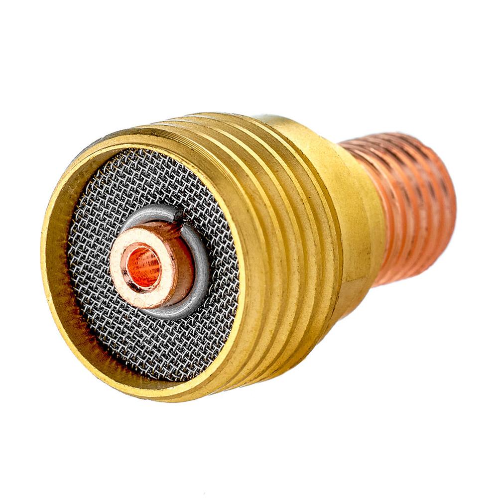 Держатель цанги газовая линза d1,6мм (TIG TP 9/20/25) LAX0916