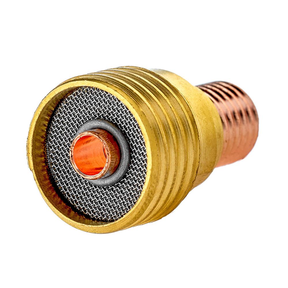 Держатель цанги газовая линза d2,4мм (TIG TP 9/20/25) LAX0924