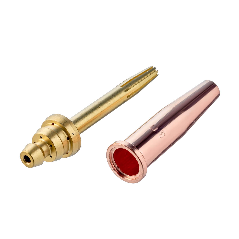 Мундштук пропановый (PNME 9) №3П (30–50 мм) к Р3-300, Р3-345