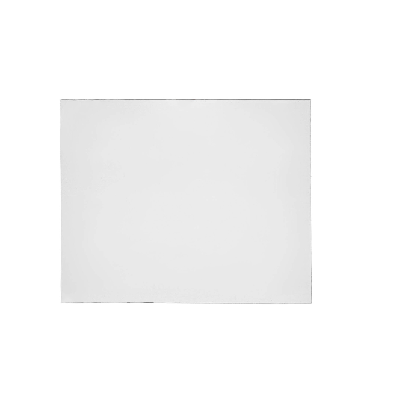 Пластина защитная поликарбонатная 110х90