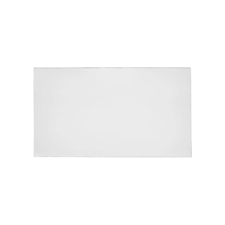 Пластина защитная поликарбонатная 121х69