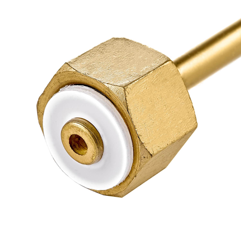 Устройство для заправки баллонов L=250 мм, G3/4-W21,8