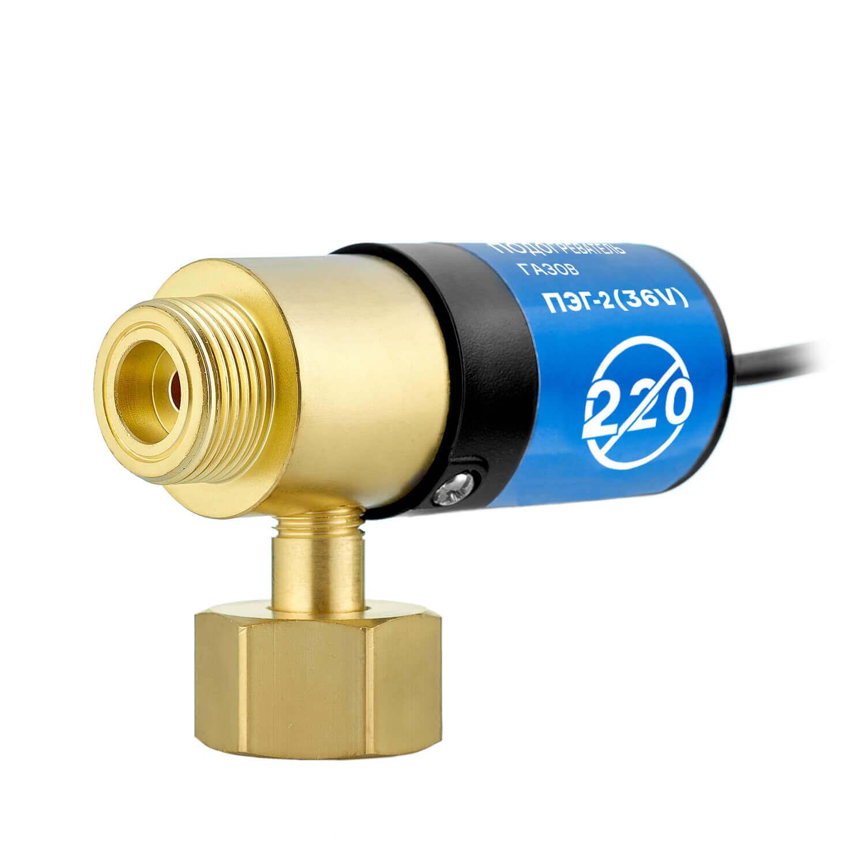 Подогреватель газов ПЭГ-2 (латунь, 36V)