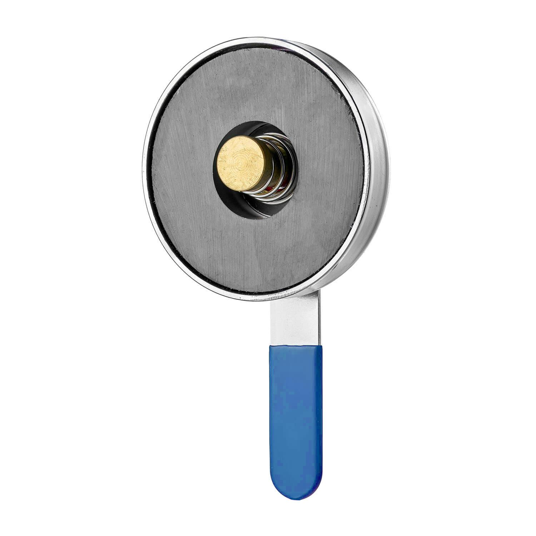 Клемма заземления магнитная МКЗ-50-01