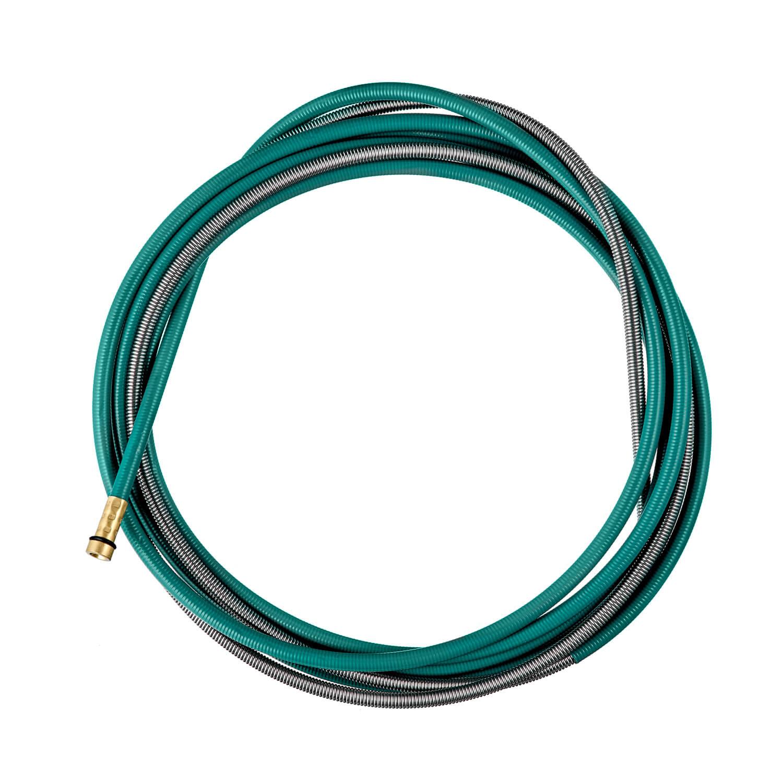 Канал направляющий СТАЛЬ 3,5м Зеленый (2,0-2,4мм) OMS5010-03
