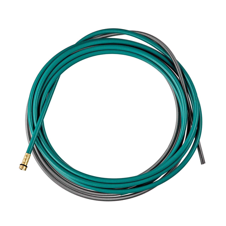 Канал направляющий СТАЛЬ 4,5м Зеленый (2,0-2,4мм) OMS5010-04