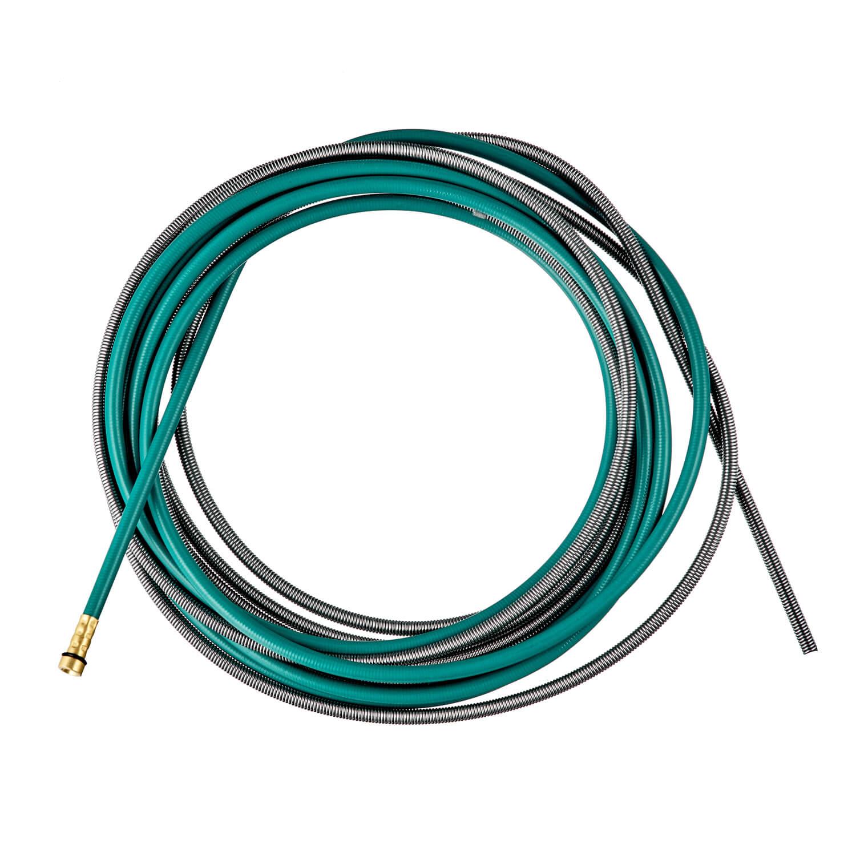 Канал направляющий СТАЛЬ 5,5м Зеленый (2,0-2,4мм) OMS5010-05